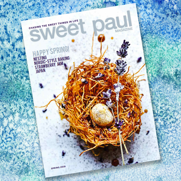 Sweet Paul Magazine - #32 - Spring - Instant Download PDF File