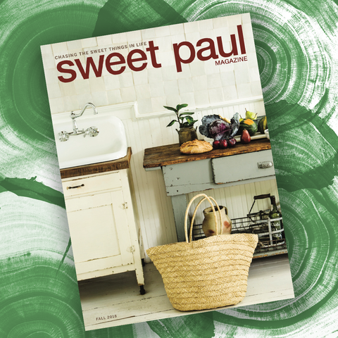 Sweet Paul - Autumn 2018 #34 - Instant Download PDF File