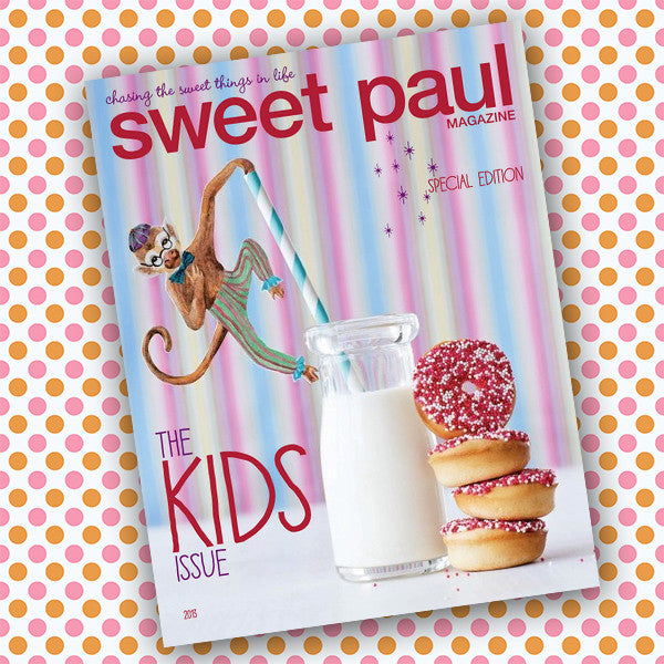 Sweet Paul Magazine - Kids Issue 2013 - Instant Download PDF File