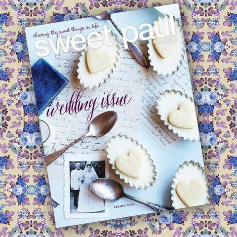 Sweet Paul Wedding Issue 2014