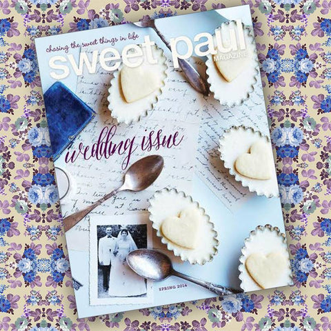 Sweet Paul Magazine - Wedding Issue 2013 - Instant Download PDF File