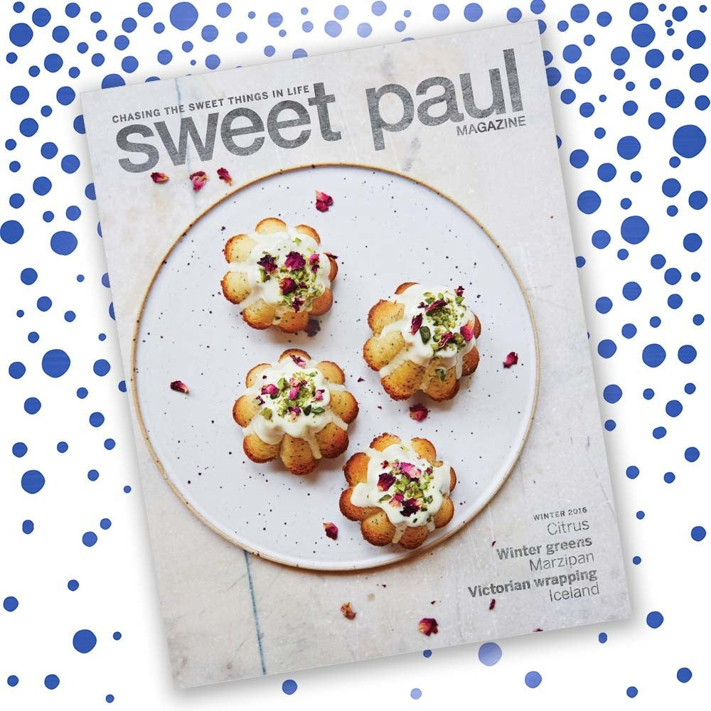 Sweet Paul Magazine - #27 Holiday/Winter 2016 - Instant Download PDF File
