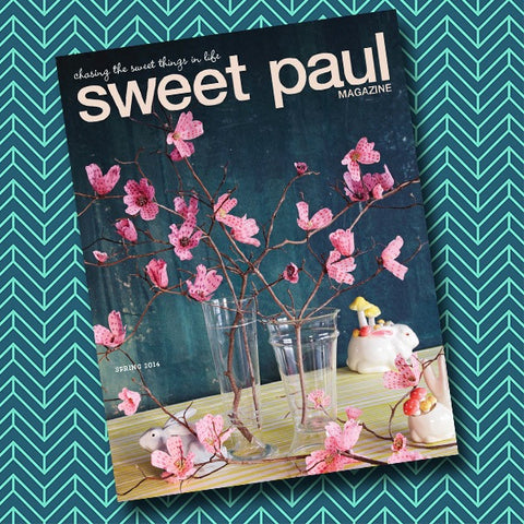 Sweet Paul Magazine - #16 Spring 2014 - Instant Download PDF File