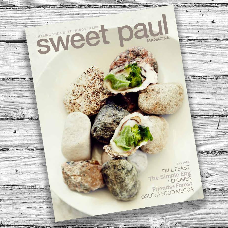 Sweet Paul #26 ~ Fall 2016