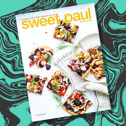 Sweet Paul Magazine - #40 Spring 2020 - Instant Download PDF File
