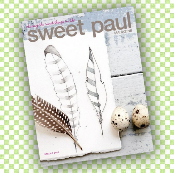 Sweet Paul Magazine - #12 Spring 2013
