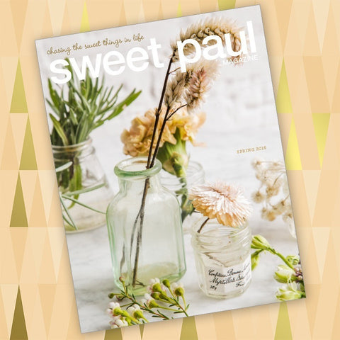 Sweet Paul Magazine - #24 Spring 2016 - Instant Download PDF File