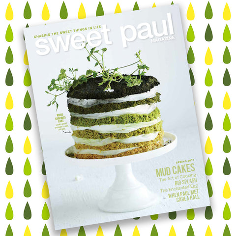 Sweet Paul Magazine - #28 Spring 2017 - Instant Download PDF File