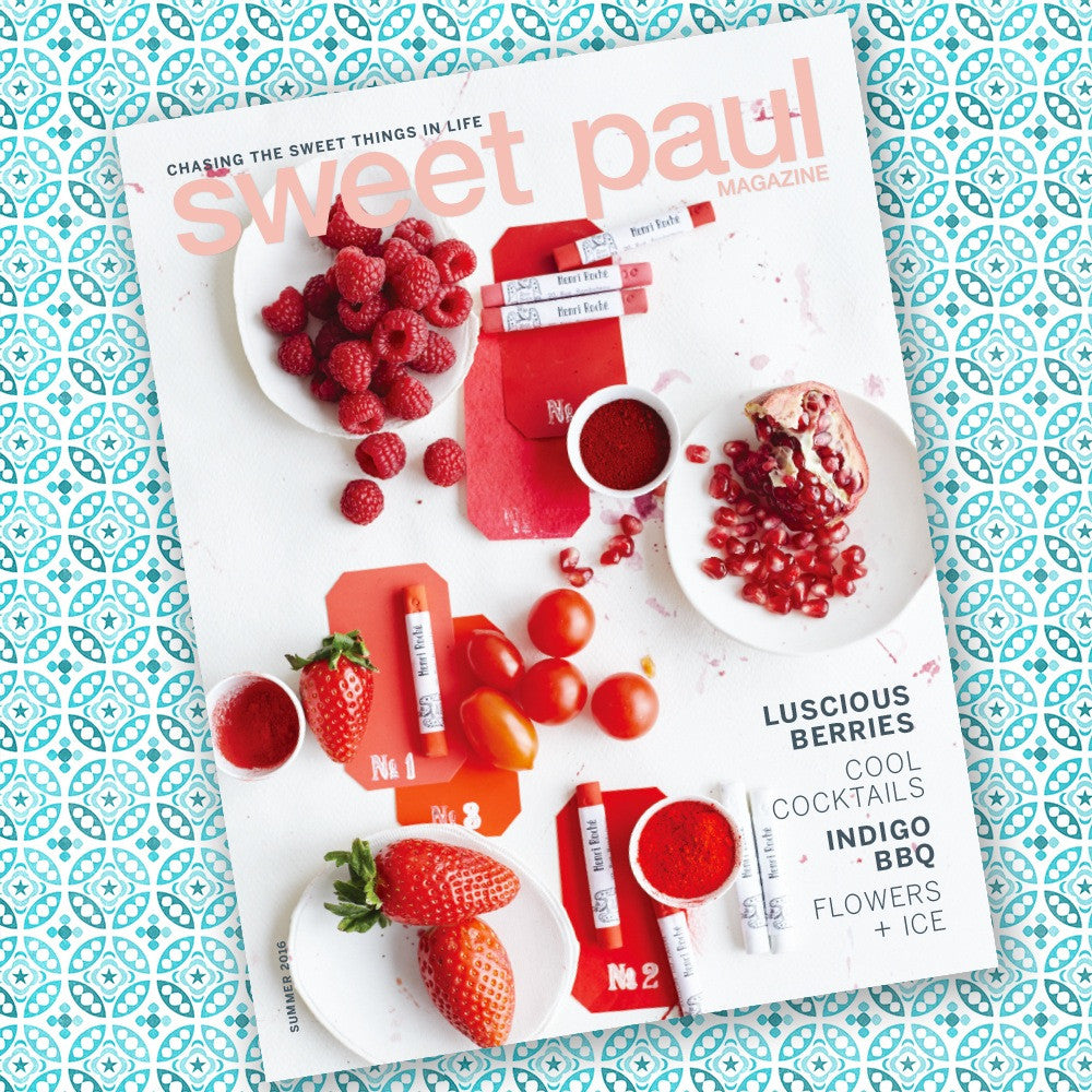 Sweet Paul Magazine - #25 Summer 2016 - Instant Download PDF File