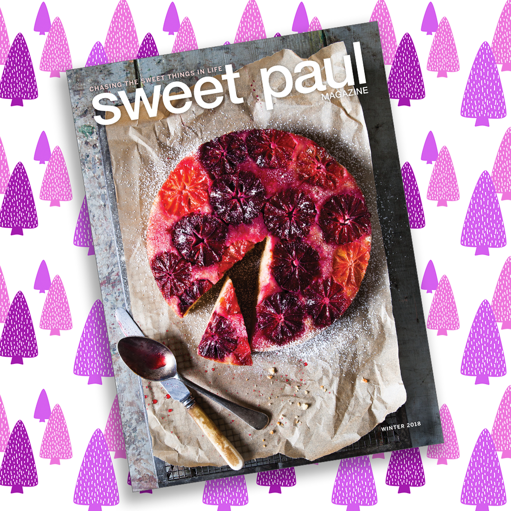 Sweet Paul - Holiday 2018 #35 - Instant Download PDF File