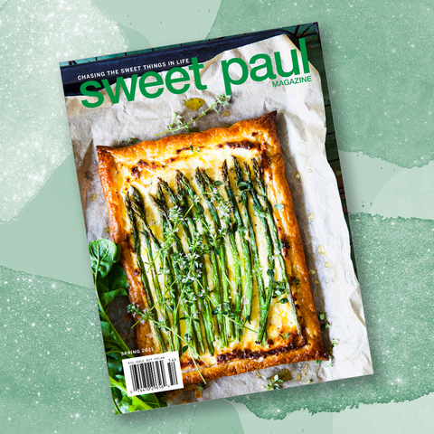 Sweet Paul Ongoing Print Subscription