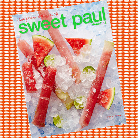 Sweet Paul Magazine - #17 Summer 2014 - Instant Download PDF File