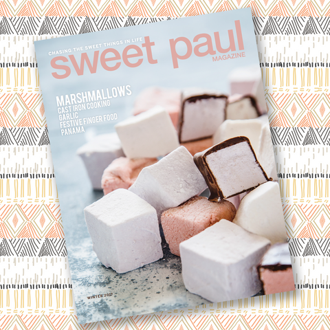 Sweet Paul Magazine - #31 Holiday-Winter 2017 - Instant Download PDF File