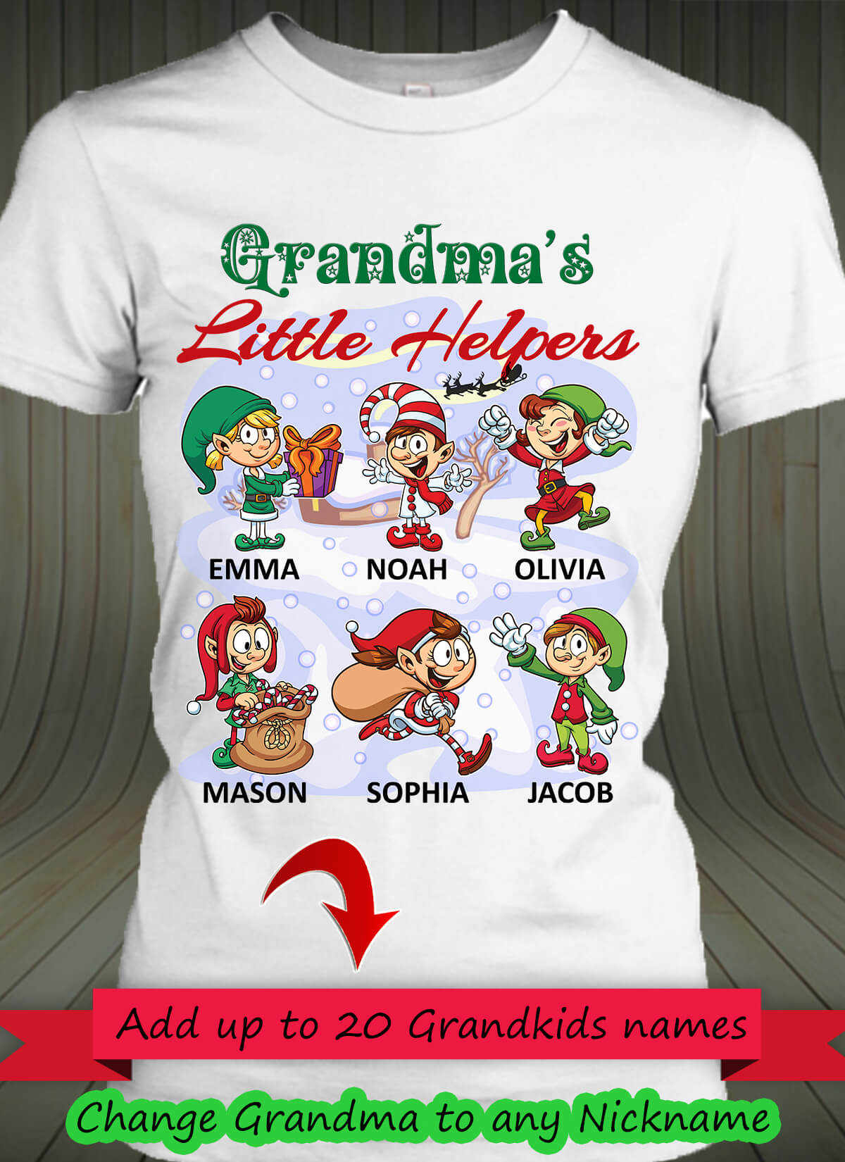 Gifts for grandma xmas