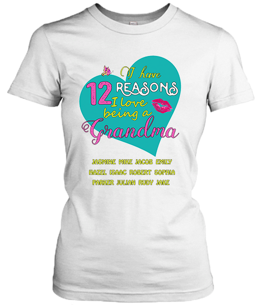 I Love Being A Grandma!! - Gifts4family