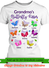 Butterfly Kisses Personalized T-shirts Hoodie Pullovers