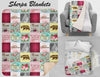 Blessed Grandma Personalized Blanket