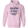 Kisses & Candy White/Pink/Gold  Hoodies/Sweatshirt - Gifts4family