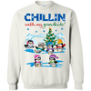 CHILLIN Personalized Hoodie and Sweatshirt
