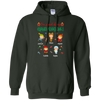 Proud of my Grandkids Personalized T-shirts Hoodie Sweatshirts