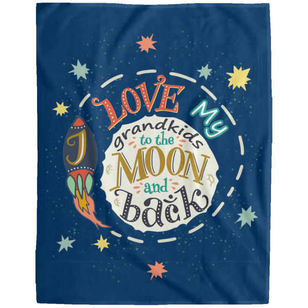 Moon & Back - Blanket