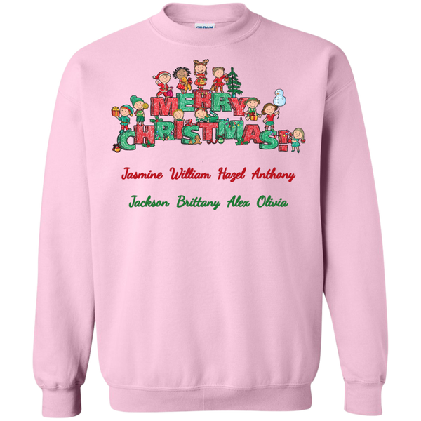 Merry Christmas Sweatshirt/Hoodie - Gifts4family