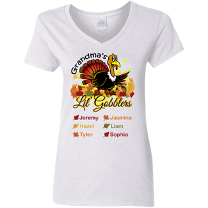 Little Gobblers Personalized T-shirts Hoodie Sweatshirts
