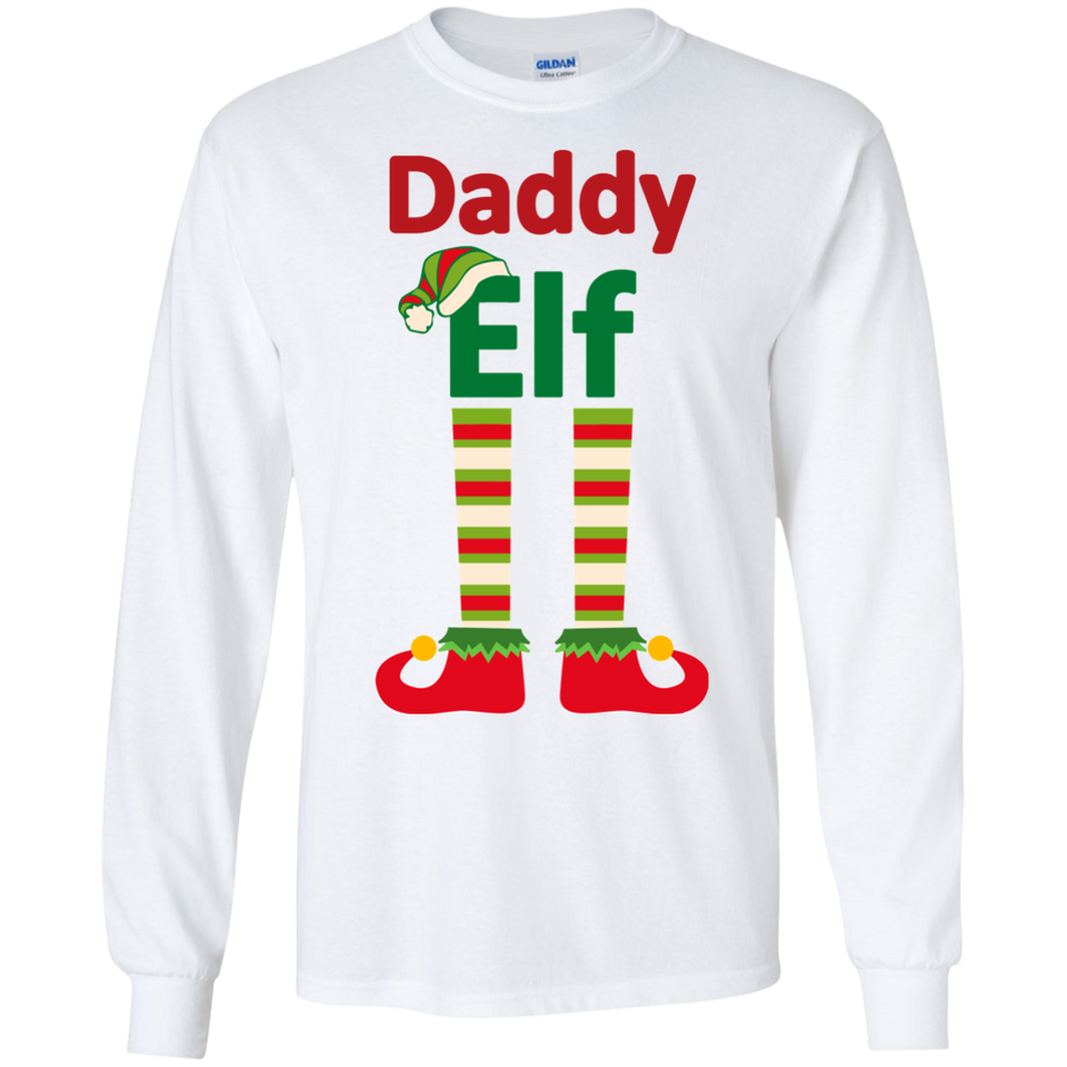Daddy Elf - Gifts4family