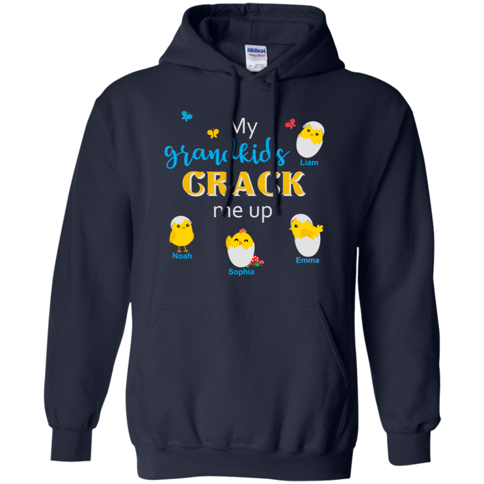 Crack me up Personalized T-shirts Hoodie Sweatshirts