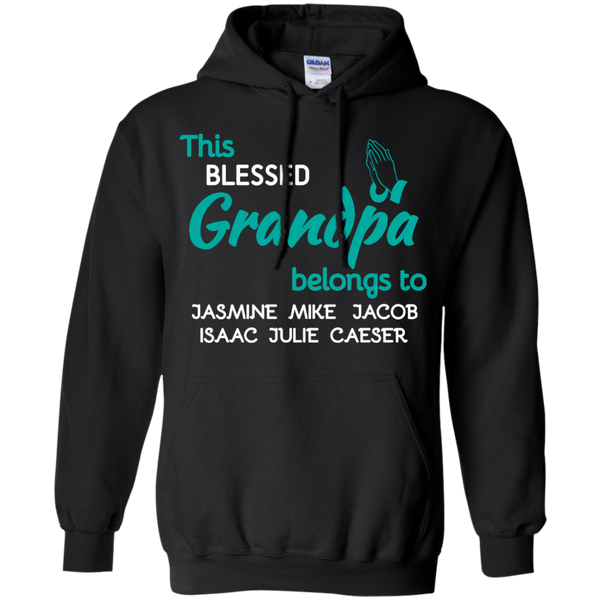 Blessed Grandpa! T-shirts/Hoodie/Pullovers - Gifts4family