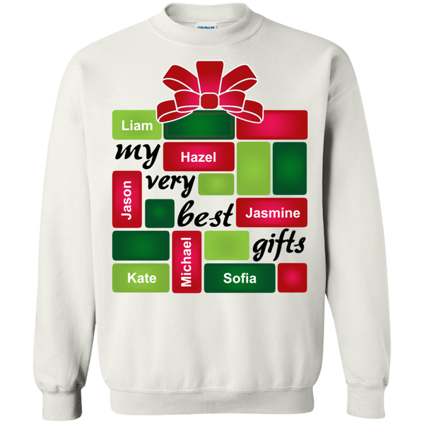 Grandparent's Gift-box Sweatshirts/Hoodies