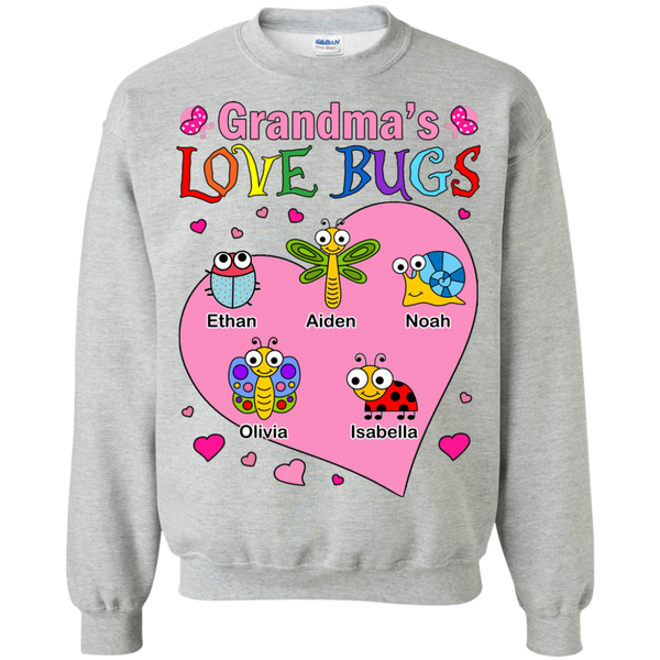 LOVE BUGS (New Heart Design)