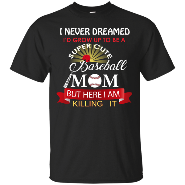 Baseball MOM!! Killing it - Gifts4family