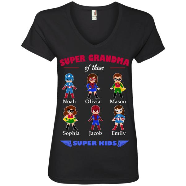 Grandma's SUPER KIDS! - Gifts4family