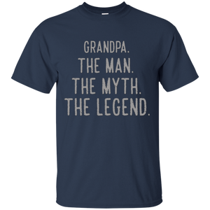 Grandpa, Man, Myth, Legend - Gifts4family