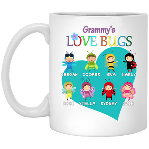 Love Bugs!! Mugs - Gifts4family