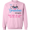 COOL Grandma! -Hoodie/Sweatshirt - Gifts4family