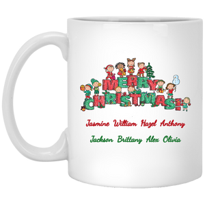 Merry Christmas!! Mugs - Gifts4family