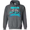 Grandpa Man Myth Legend - Hoodie/Sweatshirt - Gifts4family