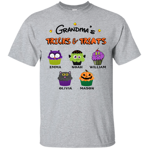 Grandma's Tricks & Treats - Gifts4family