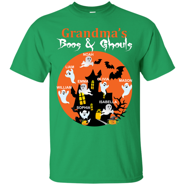 Grandma's Boos & Ghouls - Gifts4family