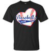 Baseball MOM - Heart - Gifts4family