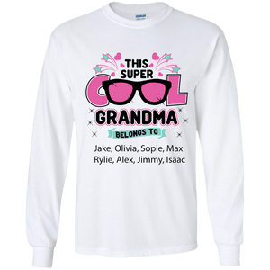 Super Cool Grandma!! - Gifts4family