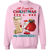 Christmas Wish Personalized T-shirts Hoodie Sweatshirts