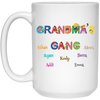 Grandma Gang!! Mugs - Gifts4family