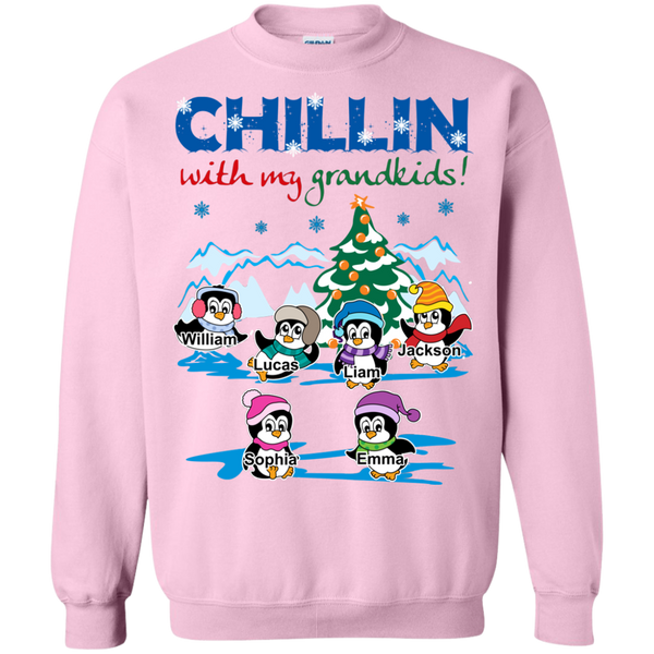 CHILLIN Sweatshirt/Hoodies
