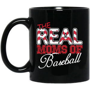 The Real MOMS of Baseball!! MUGS - Gifts4family