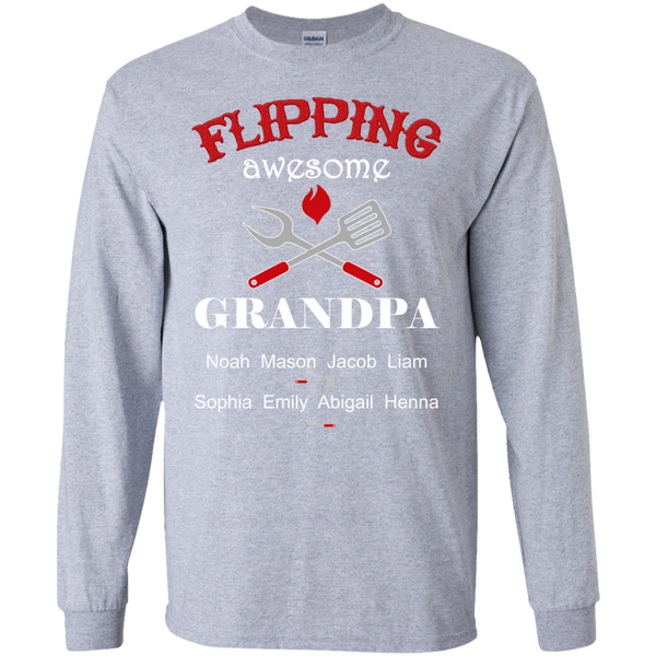Flipping awesome Grandpa