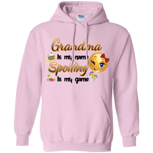 My Name!! Hoodie/Pullover - Gifts4family