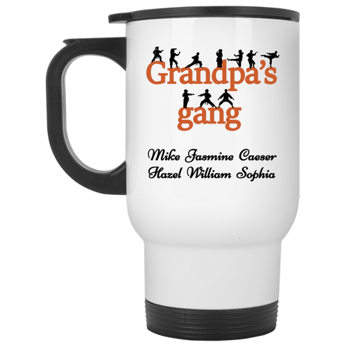 Grandpa's Gang !! Mugs *Limited Time FREE SHIPPING* Add